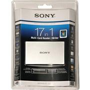Sony 17-In-1 External Multi Card Reader/Writer