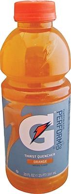Gatorade® Orange, 20 oz. Bottles, 24/Case