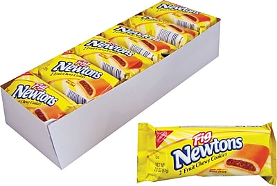 Nabisco® Fig Newtons, 2 oz. Packs, 12 Packs/Box