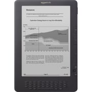 """Kindle DX, Free 3G, 9.7"""" E Ink Display, 3G Works Globally"""