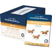 """Hammermill® Fore® MP Paper, 8 1/2"""" x 11"""" 24 lb. Case"""