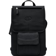 "MacCase® Premium Leather MacBook Flight Jacket, Black, 13"""