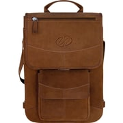 "MacCase® Premium Leather MacBook Flight Jacket, Vintage, 17"""