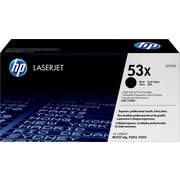 HP 53X (Q7553X) Black High Yield Original LaserJet Toner Cartridge