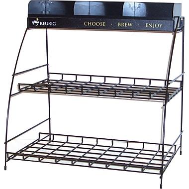 Keurig® 67595 Wire Rack, Black