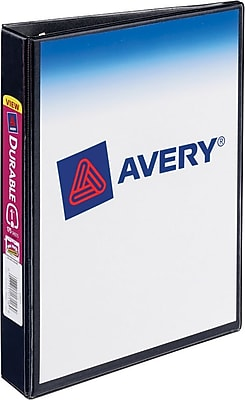 Avery Mini Durable View Binder with 1