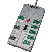 Tripp Lite 8-Outlet 2160 Joule Eco Energy-Saving Surge Protector