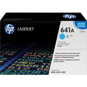 HP 641A (C9721A) Cyan Original LaserJet Toner Cartridge
