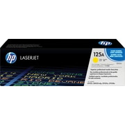 HP 125A (CB542A) Yellow Original LaserJet Toner Cartridge
