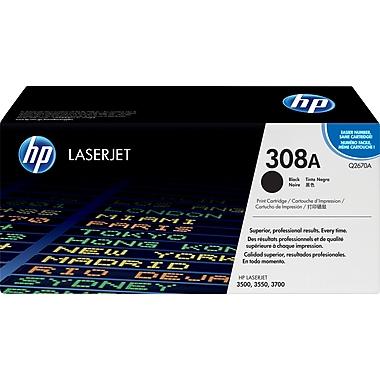 HP 308A Black Toner Cartridge (Q2670A)