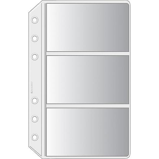 Dayrunner business card holder 3 78 x 6 78 staples httpsstaples 3ps7is reheart Choice Image