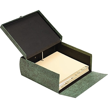 Globe-Weis® Eclipse Letter Size File Box
