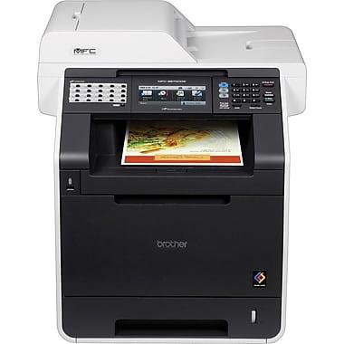 Brother® MFC-9970CDW Color Laser Multifunction Printer, Refurbished