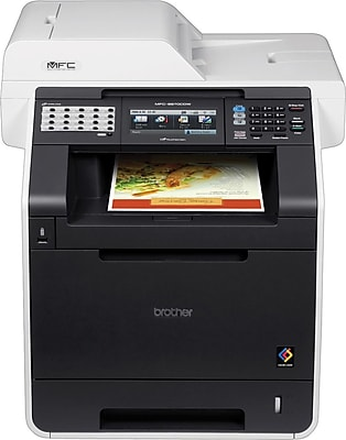Brother MFC-9970cdw Color Laser All-in-One Printer (MFC9970CDW)