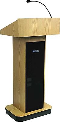 AmpliVox Sound Systems Executive Sound Column, Oak (S505-OK)
