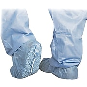 Medline Shoe Protectors, Blue, Polypropylene, 100/Pk