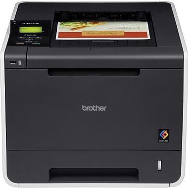 Brother® Refurbished EHL-4570cdw Color Laser Printer