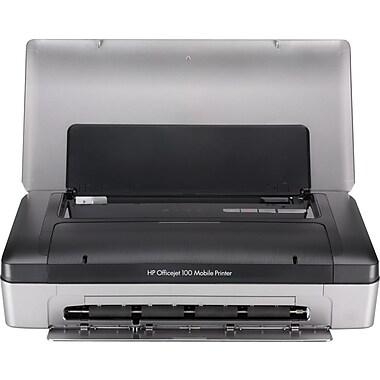 HP® Officejet 100 CN551A#B1H Color Inkjet Mobile Printer