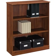 Altra™ Chadwick Collection 3-Shelf Bookcase, Virginia Cherry