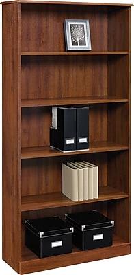 Altra™ Chadwick Collection 5-Shelf Bookcase, Virginia Cherry