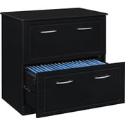 Altra™ Chadwick Collection Lateral File, Nightingale Black