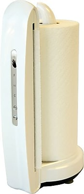 iTouchless® Towel-Matic II® Automatic Paper Towel Holder, Pearl White