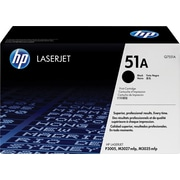 HP 51A (Q7551A) Black Original LaserJet Toner Cartridge