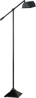 Kenroy Home Villager Floor Lamp, Oil Rubbed Bronze Finish