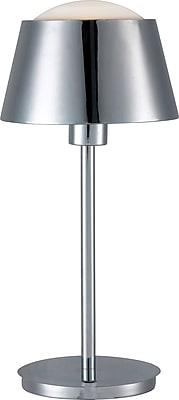 Kenroy Kramer Incandescent Desk Lamp, Chrome