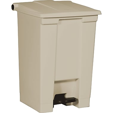 Rubbermaid® Step-On Container