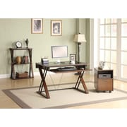 Whalen® Astoria Computer Desk, Brown Cherry