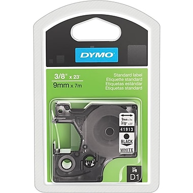 DYMO® D1 Label Tape, 9mm (3/8