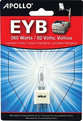 Apollo® 360 Watt Overhead Projector Lamp, 82 Volt, 2-Pin, Ceramic Base