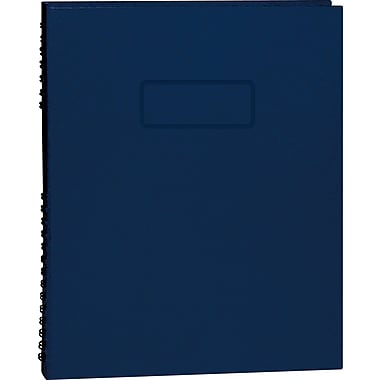 Blueline® NotePro Hardcover Notebook, 9-1/4