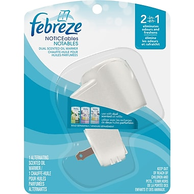 Febreze® NOTICEables Alternating Scented Oil Warmer