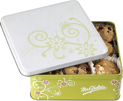 Spring Cookie Tin