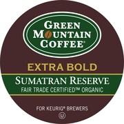 Keurig® K-Cup® Green Mountain® Sumatran Reserve Extra Bold Coffee, Regular, 18 Pack