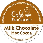 Keurig® K-Cup® Cafe Escapes™ Milk Chocolate Hot Cocoa, 16 Pack