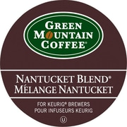 Café Green Mountain – Recharges K-Cup de café mélange Nantucket