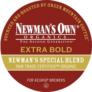 Keurig® K-Cup® Newman's Own® Organics Special Blend Coffee, Regular, 18 Pack
