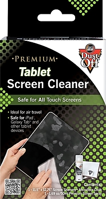 Falcon Premium Tablet Screen Cleaning Kit