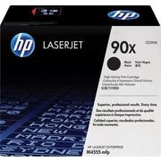 HP 90X Black Toner Cartridge (CE390X), High Yield