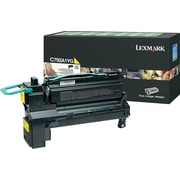 Lexmark Yellow Toner Cartridge (C792A1YG), Return Program