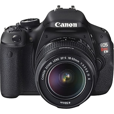 Canon EOS Rebel T3i Digital SLR Camera Kit w/ 18-55mm IS II Lens