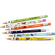 Zebra® Cadoozles Mechanical Pencils, 0.7 mm, Assorted Barrels, 10/Pack