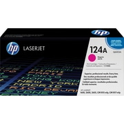 HP 124A (Q6003A) Magenta Original LaserJet Toner Cartridge