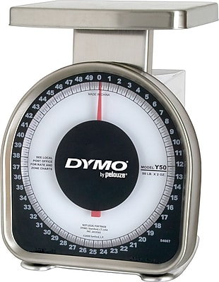Dymo® Manual Shipping Scale