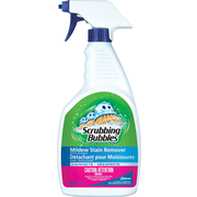Scrubbing Bubbles® Mildew Stain Remover with Bleach