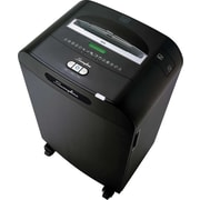 Swingline®DX20-19, 1758605, 20 Sheets, Cross-Cut Jam Free Shredder, Black