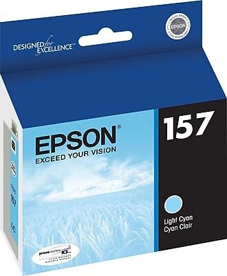 Epson 157 Light Cyan Ink Cartridge (T157520)